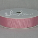 22MM LIGHT PINK GROSGRAIN RIBBON