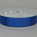 22MM ROYAL BLUE GROSGRAIN RIBBON
