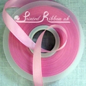 15mm Taffeta Matt Ribbon 50m roll from Printed Ribbon UK