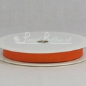 BRIGHT ORANGE 10mm Grosgrain Ribbon