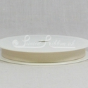 CREAM 10mm Grosgrain Ribbon