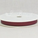 Gorgeous 10mm Burgundy Grosgrain ribbon 20m roll