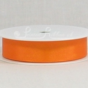 BRIGHT ORANGE 22mm Grosgrain Ribbon