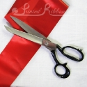 Scissor for cutting ribbon and opening ceremonies.