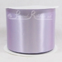 100mm Lilac single faced ribbon by the roll. 50m
