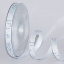 10mm It's a Boy printed ribbon 20m roll