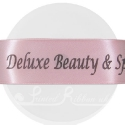 38mm Light Pink personlised, printed ribbon 50m