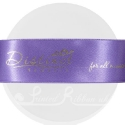 38mm Light Purple personlised, printed ribbon 50m