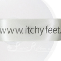 38mm Ivory personalised, bespoke, printed ribbon 50m