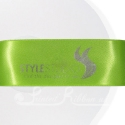 38mm Lime Green personalised, bespoke, printed ribbon 50m