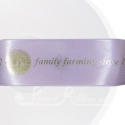 38mm Llilac personalised, bespoke, printed ribbon 50m