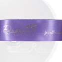 38mm Light Purple personalised, bespoke, printed ribbon 50m