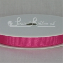 22mm Fuchsia grosgrain ribbon