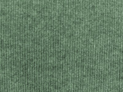 Sage Green Needlecord Wall Carpet