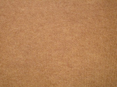 Sand Needlecord Wall Carpet