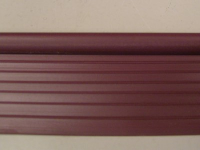 Maroon PVC Wing Piping