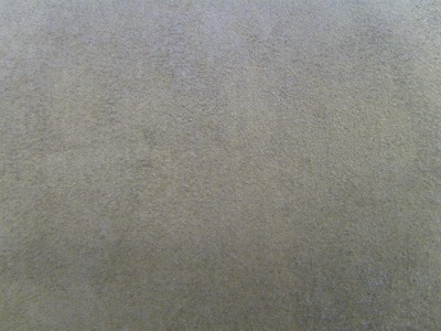 Mid Grey Faux Suede Foam Backed Fabric F1236