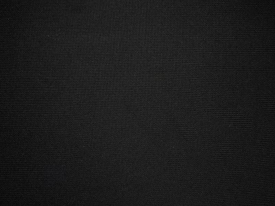 Black Foam Backed Woven Fabric F1228