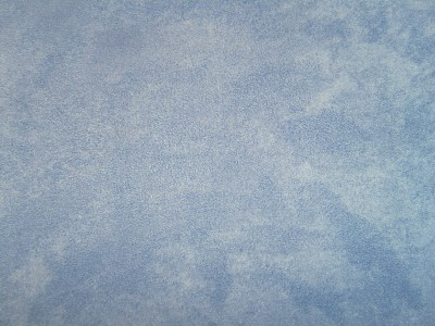 Denim Blue Faux Suede Foam Backed Fabric F1293