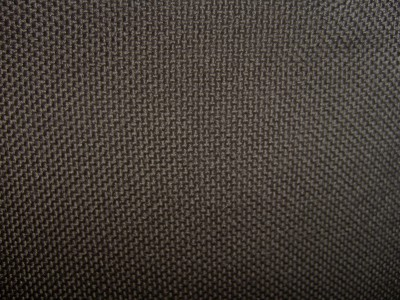 VW Dark Brown Woven Fabric - Seconds F1311