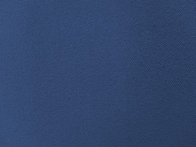 VW Solo Elastin Blue Foam Backed Fabric - 15� Wide - Seconds F1322