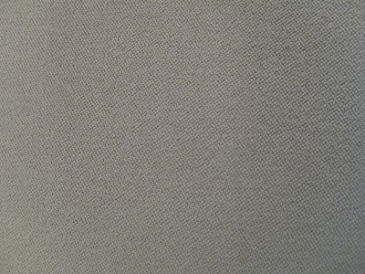 VW Solo Elastin Classic Grey Foam Backed Fabric - Seconds F1323