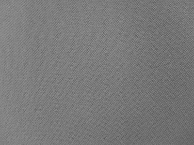 VW Uni Fr Classic Grey Foam Backed Fabric - Seconds F1329