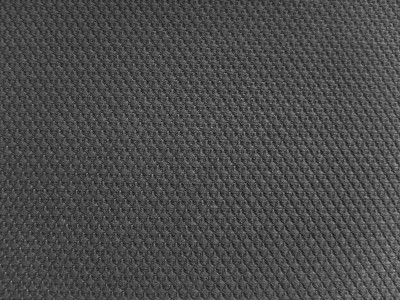 Charcoal Foam Backed Fabric F1309