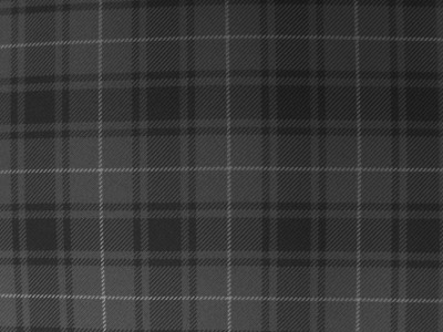 BMW E30 1988 Anthracite Tartan Seconds Fabric F1462