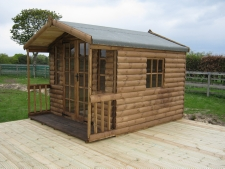 Log Lap Summerhouses