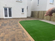 Lush Artificial Grass