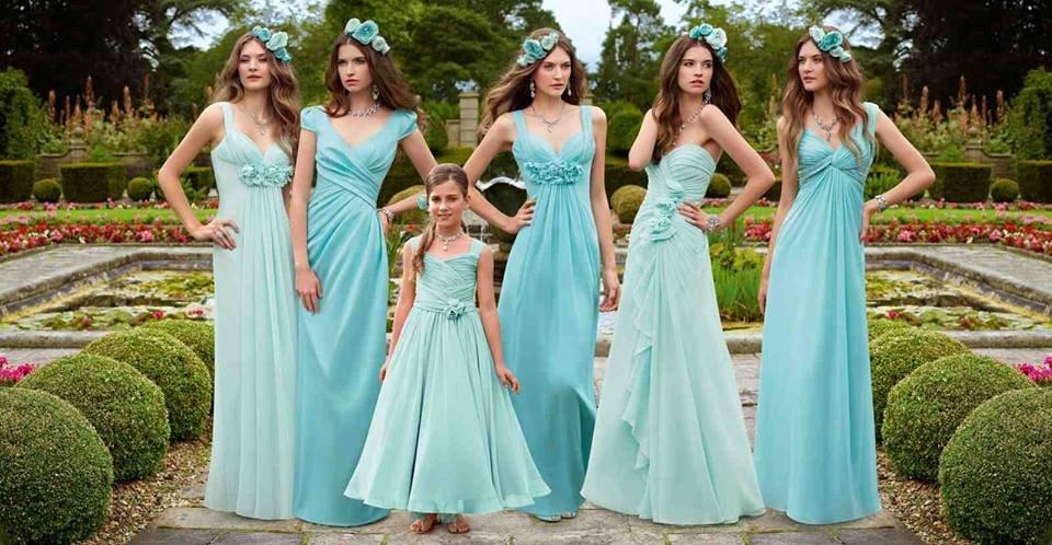 Bridesmaids | Bridesmaid dresses | Flower girl dresses | Cardiff ...