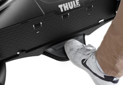 TVelo4 Thule Velo Compact 9271 3+1 Bike Rack for carrying 4 bikes
