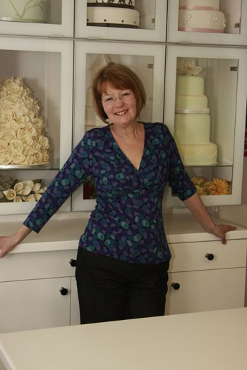 Janet Endean, also known as The Cake Fairy