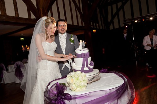 Hannah + Ross at Great Fosters