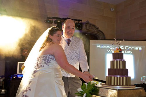 Rebecca + Chris at Sunningdale Park, Ascot. Photography by DJ Spacebar