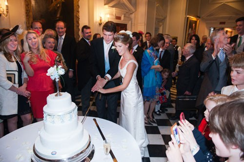 George + Emma at The Calvalry and Guards Club    Photography by www.benjibarnes.com