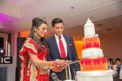Harmeet + Geen at Beaumont Estate      Photography by Sharan Rai