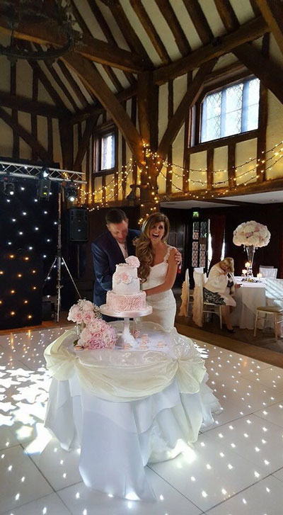 Nicola + Neil at Great Fosters - Photography by Iain Gomes, Gomes Photography