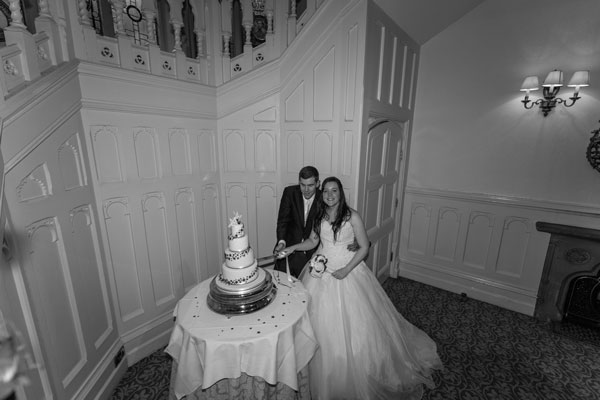 Laura + Ollie at The Elvetham