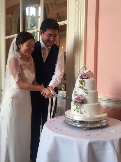 Lan + Yao at Danesfield House