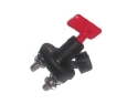 Red key battery switch