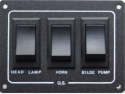 3-way Switch Panel