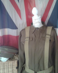 1940`s Home guard private