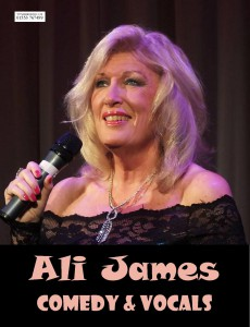 Ali James Comedy Vocalist