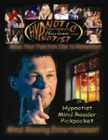 Chris James Hypnotist, Mind Reader and Pickpocket