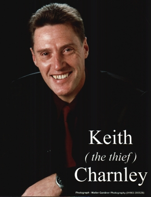 Keith (the thief) Charnley