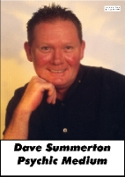 Dave Summerton Psychic Medium