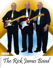 The Rick James 60's Band