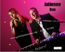 Julienne formerly Live and Kicking Duo